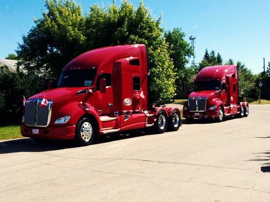 Long Haul Trucking >> Long Haul Trucking Western Canada Services Red Wagon